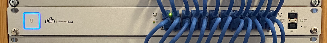 Unifi 24-PoE 250W Switch
